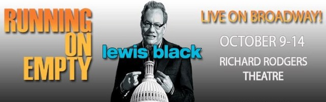 Lewis Black: Running on Empty
