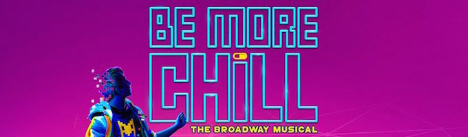Be More Chill Broadway