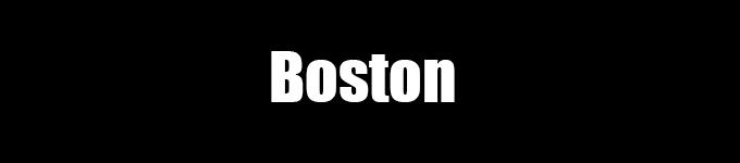 OPERA - BOSTON