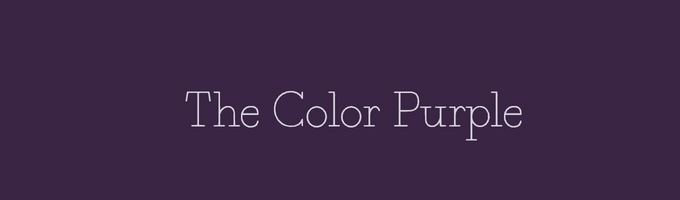 The Color Purple Movie