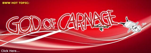 God of Carnage Broadway