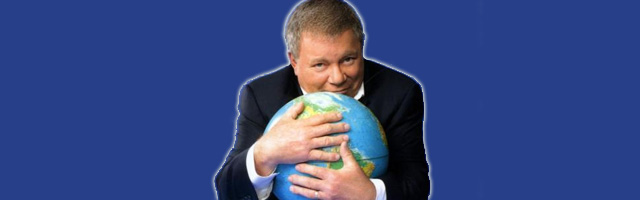 Shatner's World: We Just Live In It Broadway