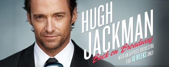 Hugh Jackman, Back on Broadway