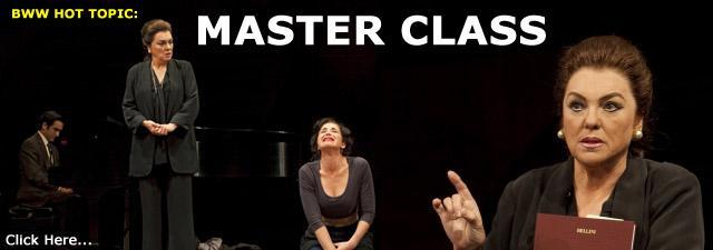 Master Class Broadway