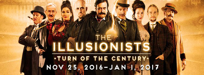 The Illusionists- Turn of the Century