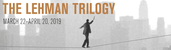 THE LEHMAN TRILOGY Off-Broadway