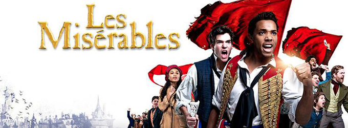 LES MISERABLES - BROADWAY 2014