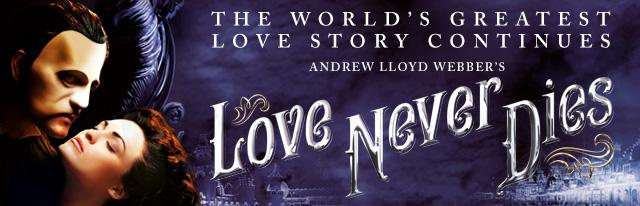 LOVE NEVER DIES Articles