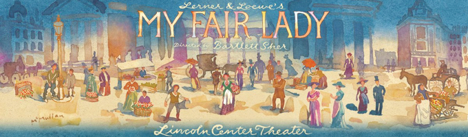 MY FAIR LADY REVIVAL