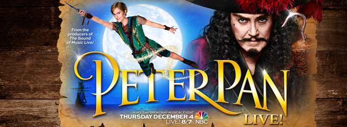 PETER PAN on NBC