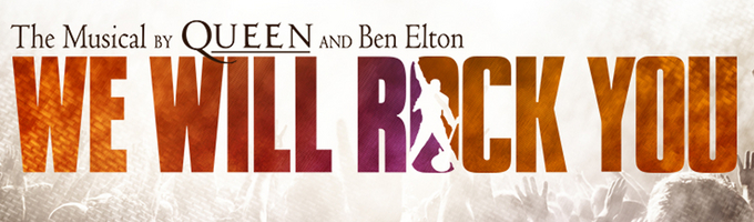 We Will Rock You- US Tour