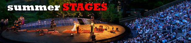 SUMMER STAGES Articles