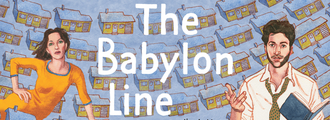 The Babylon Line Off-Broadway