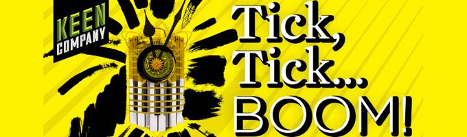 tick, tick... BOOM! Off-Broadway
