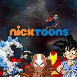 NickToons small logo
