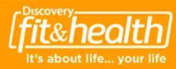 Discovery Fit & Health small logo