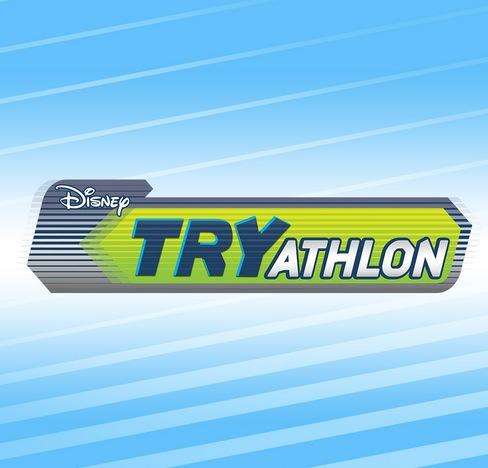 DISNEY TRYATHLON
