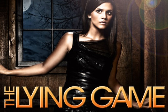 The Lying Game logo