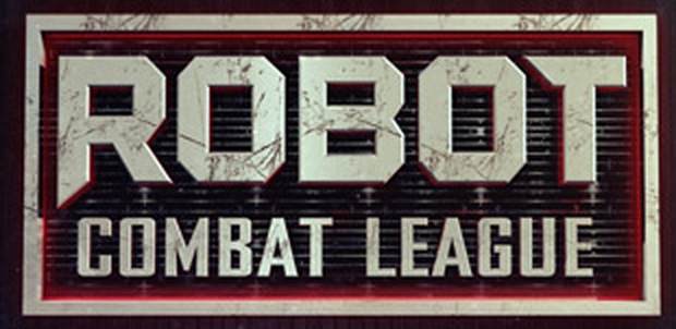 Robot Combat League logo
