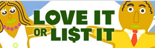 Love It or List It logo