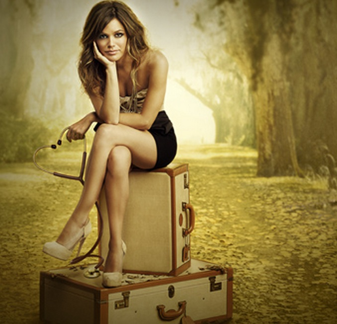Hart Of Dixie logo