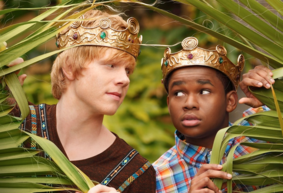 Disney XD Sitcom 'Pair of Kings' to Resume Production for ...