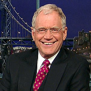 Late Show with David Letterman logo