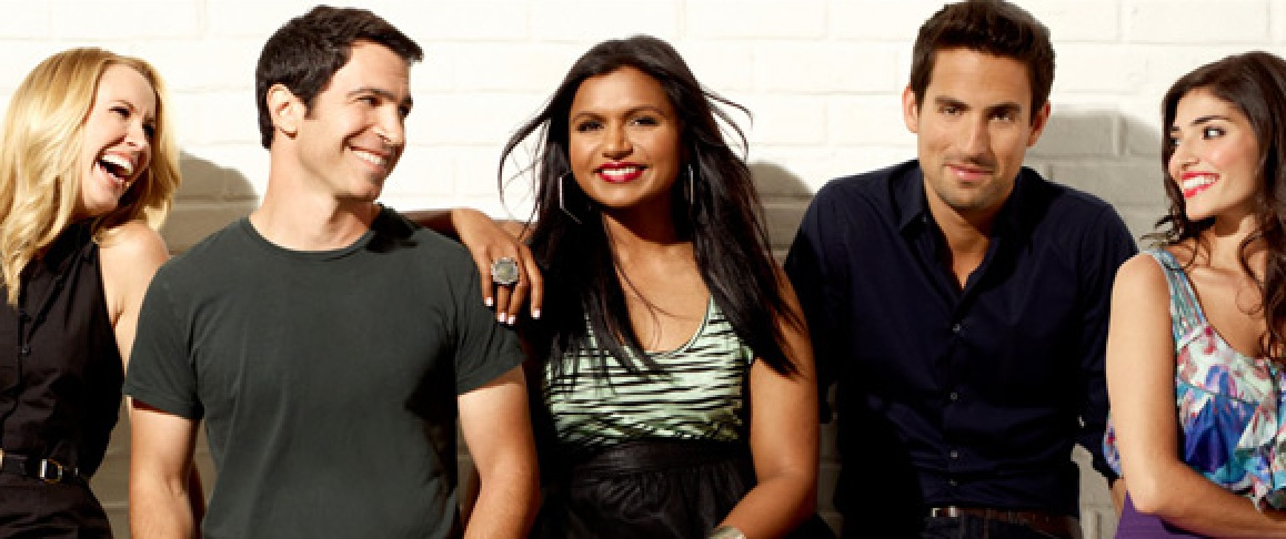 The Mindy Project logo