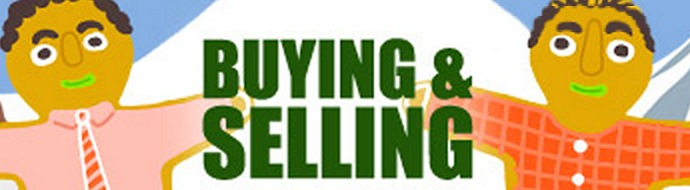 Buying and Selling logo