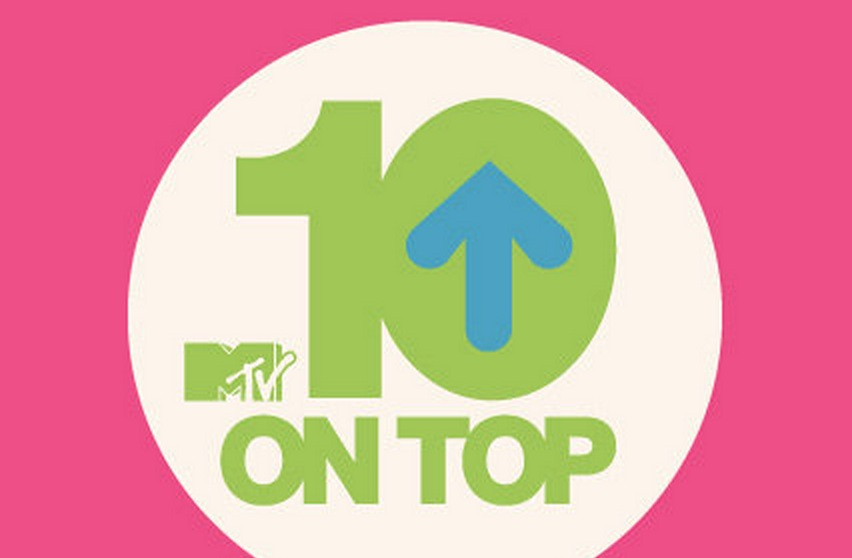 MTV's 10 on Top logo