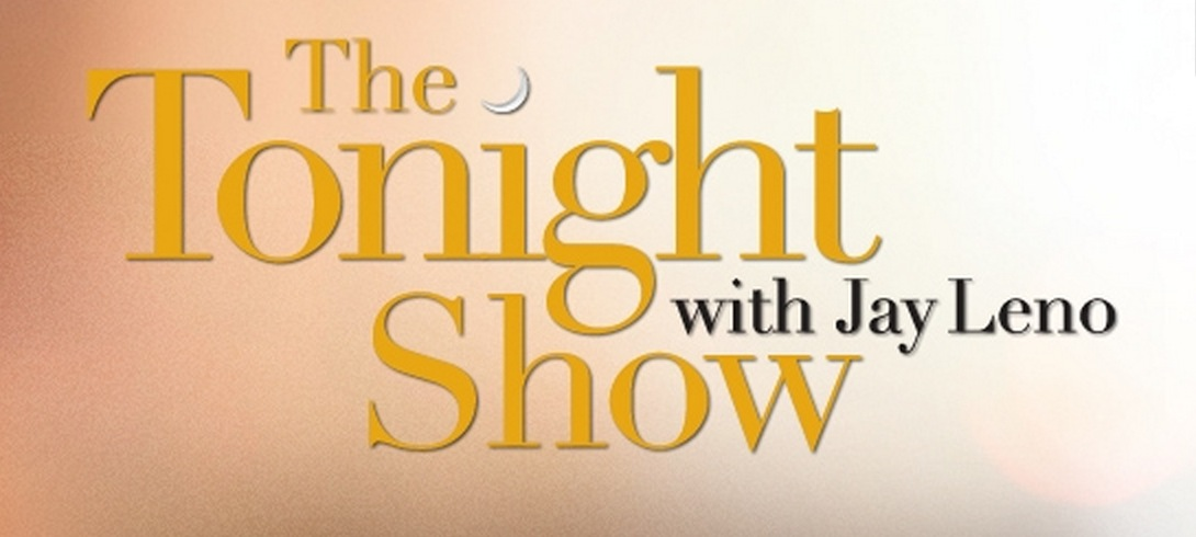 The Tonight Show with Jay Leno logo