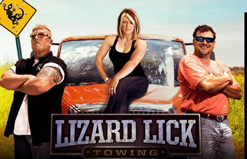 LIZARD LICK TOWING