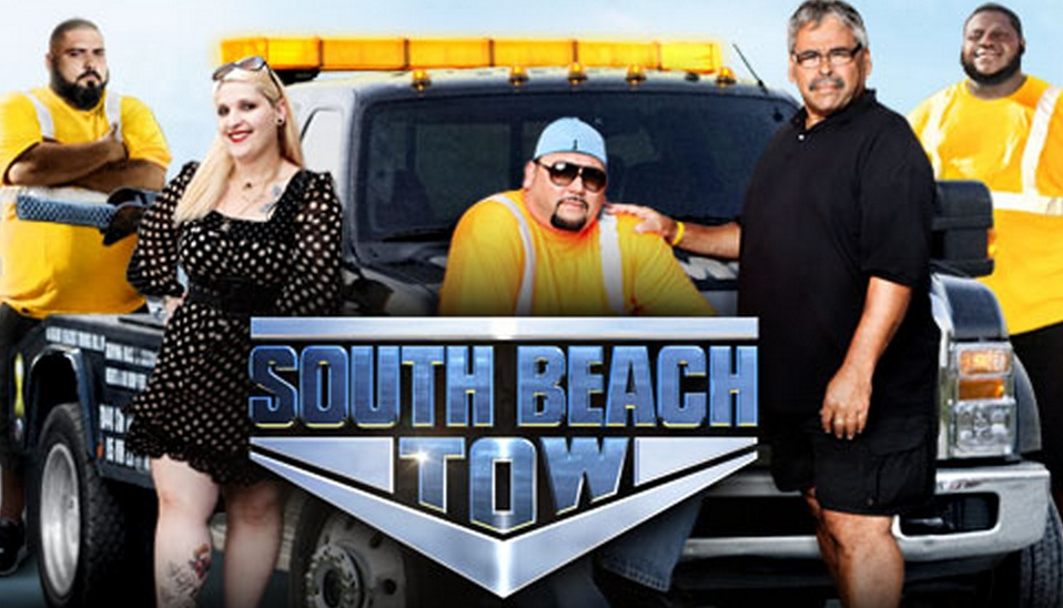South Beach Tow Reality Show