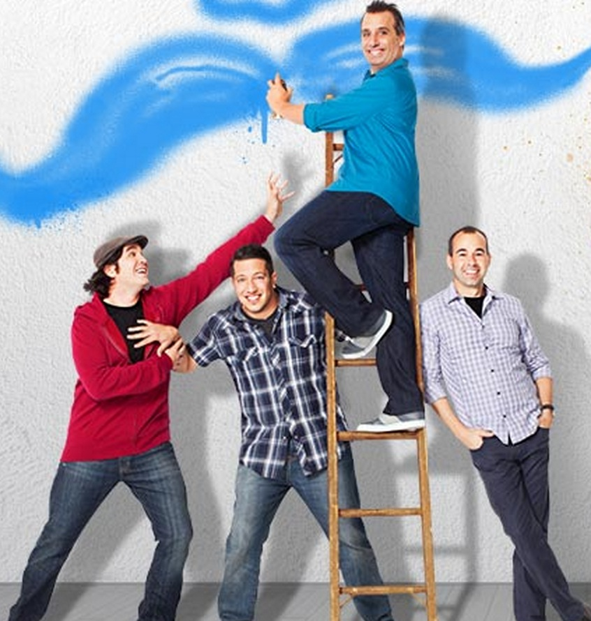 Impractical Jokers logo
