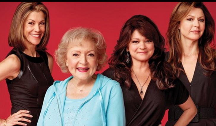 Hot In Cleveland logo