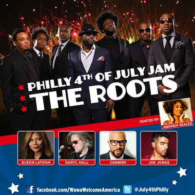 PHILLY 4TH OF JULY JAM