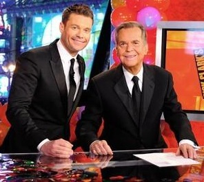 Dick Clark's New Year's Rockin' Eve with Ryan Seacrest logo