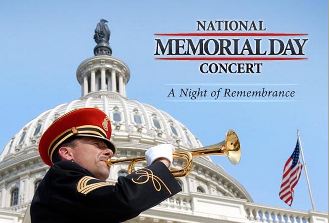 NATIONAL MEMORIAL DAY CONCERT