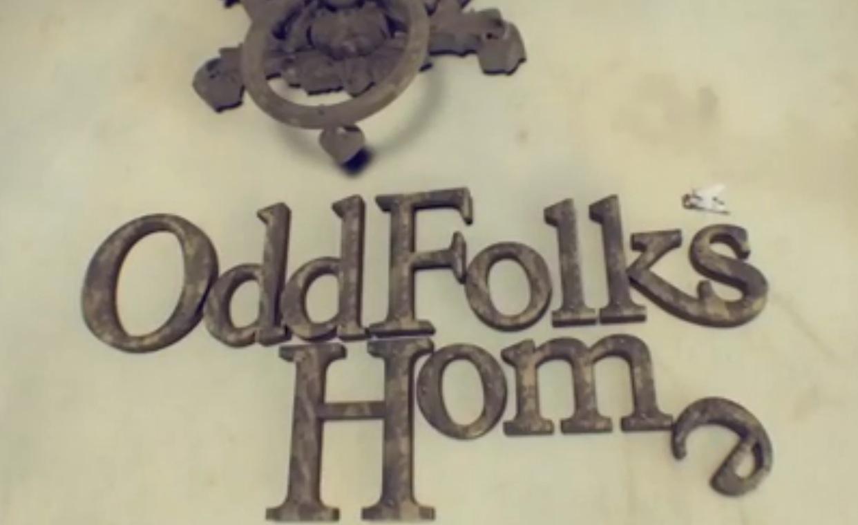 ODD FOLKS HOME