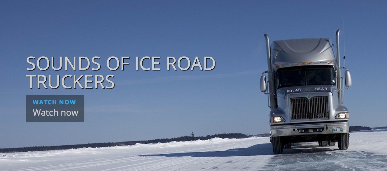 ICE ROAD TRUCKERS