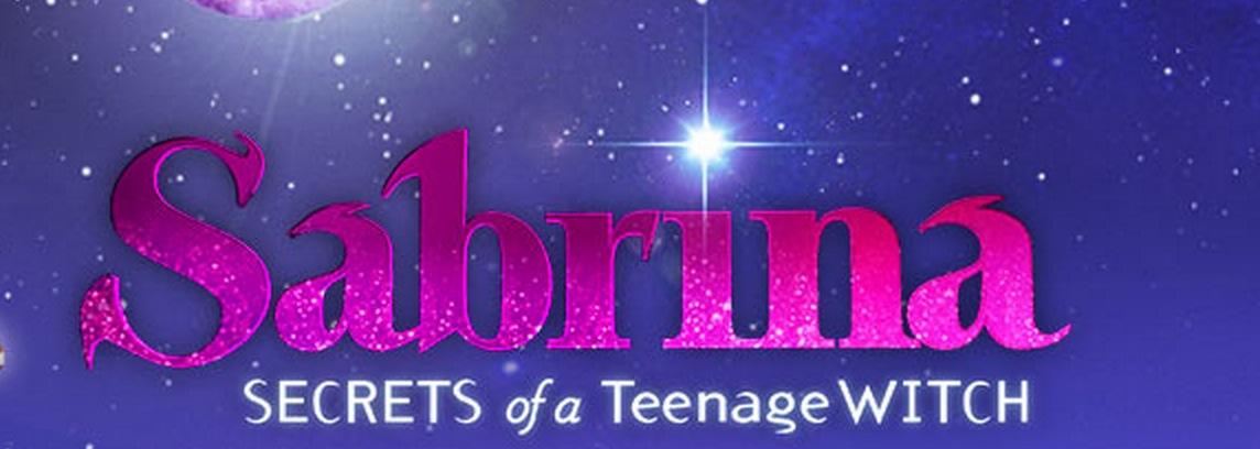 Teenage Witch logo  Back   Sabrina The Teenage Witch Logo