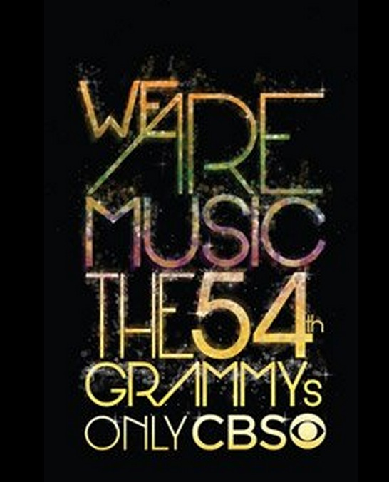 The Grammys logo