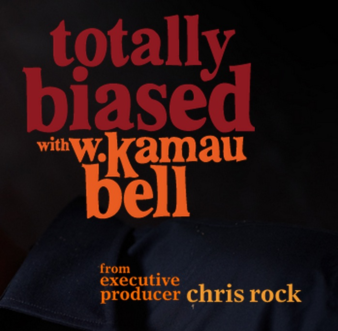 Totally Biased with W Kamau Bell logo