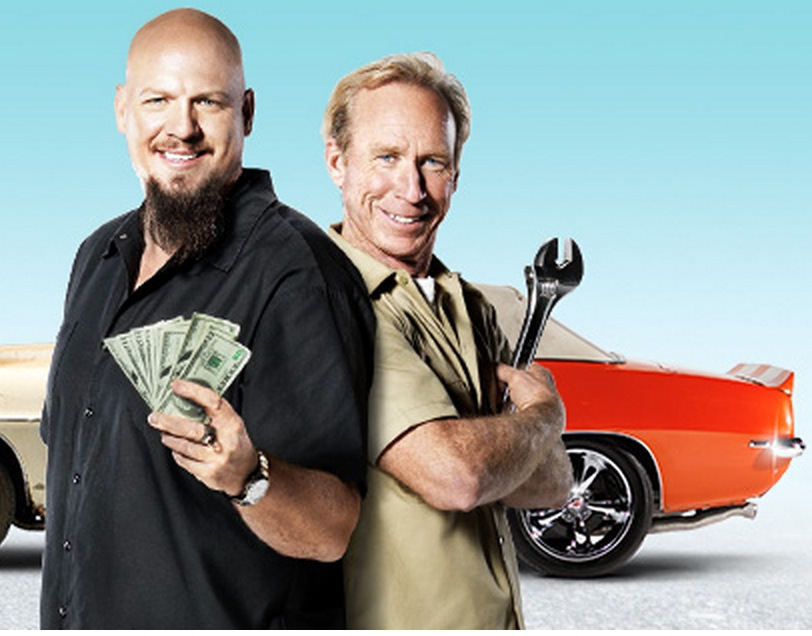 THE CAR CHASERS