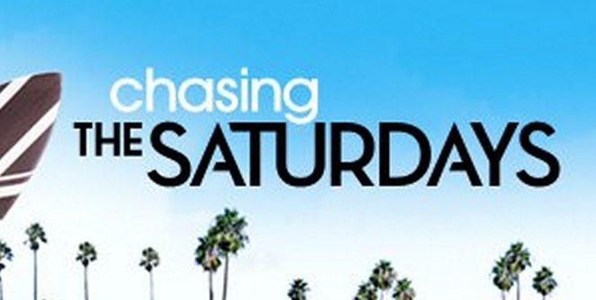 Chasing The Saturdays logo