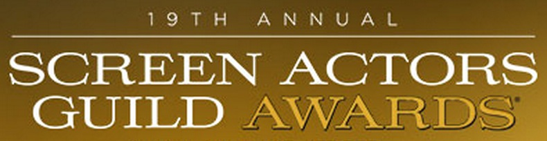 The Screen Actors Guild Awards logo