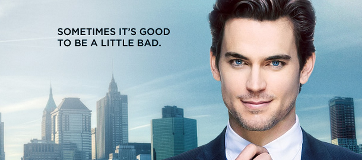 White Collar logo