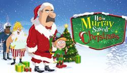 How Murray Saves Christmas small logo