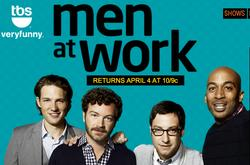 Men at Work small logo