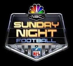 NBC Sunday Night Football small logo